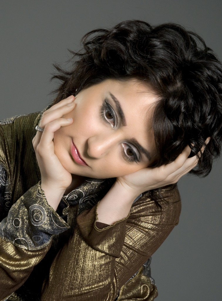 Anna Yedigaryan Pianist